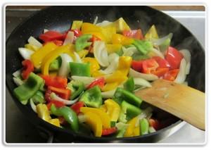 grøntsagerpaapanden